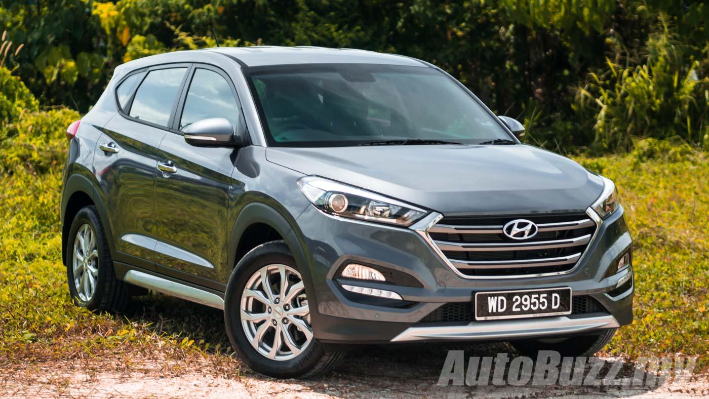 Hyundai Tucson 1.6L Turbo to arrive in Malaysia in 2017 ...