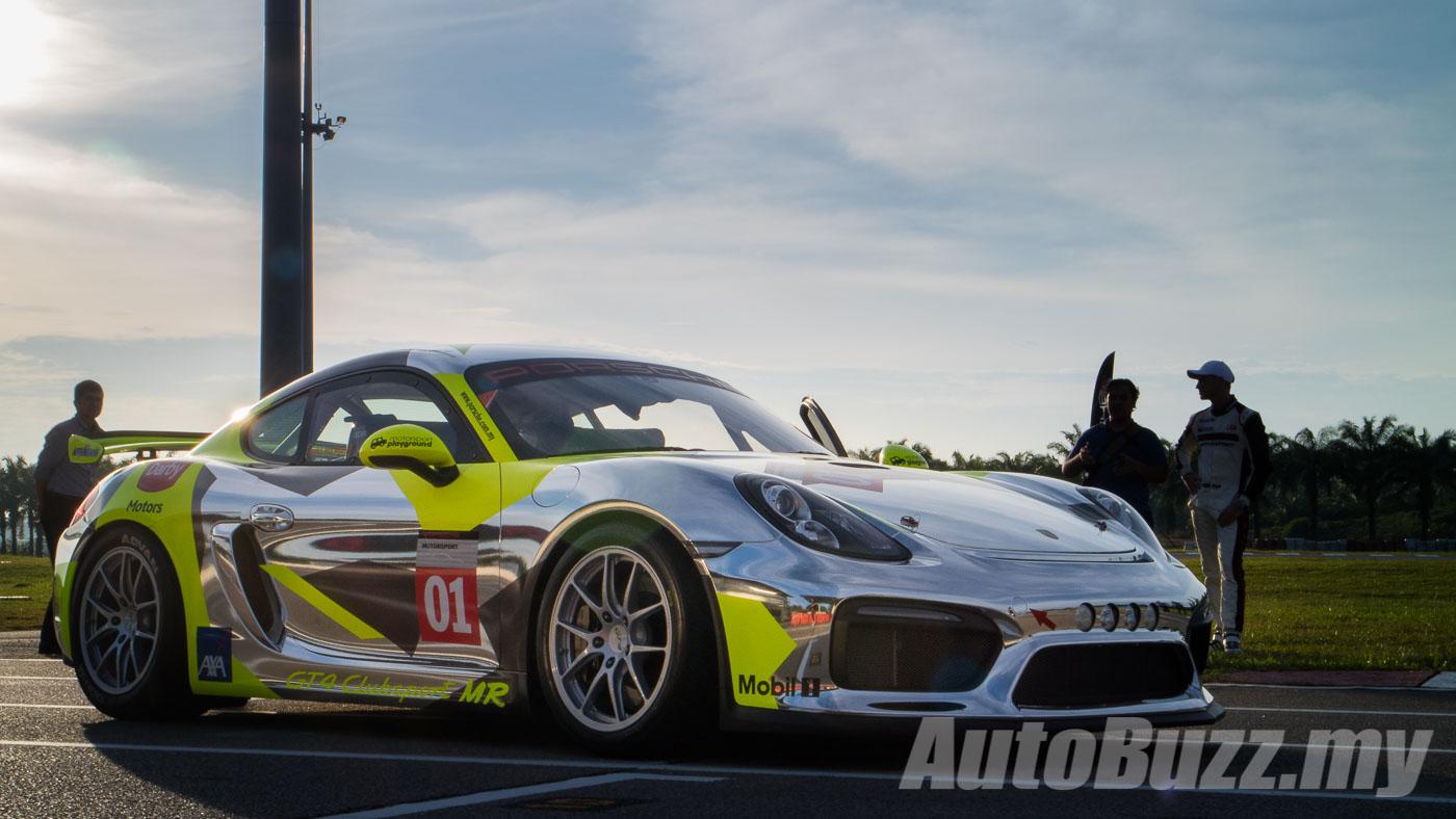 Porsche Driving Experience >> Porsche Cayman GT4 Clubsport lands in Malaysia, a baby 911 GT3 Cup! - AutoBuzz.my