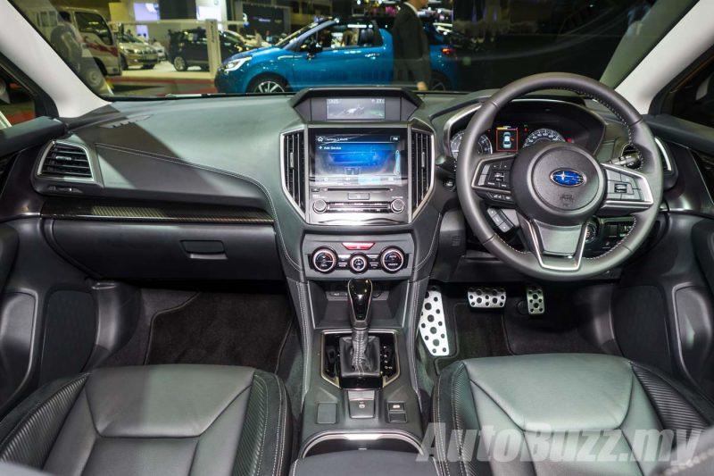 2017 Subaru Impreza 1.6i-S Launch in Singapore - AutoBuzz.my