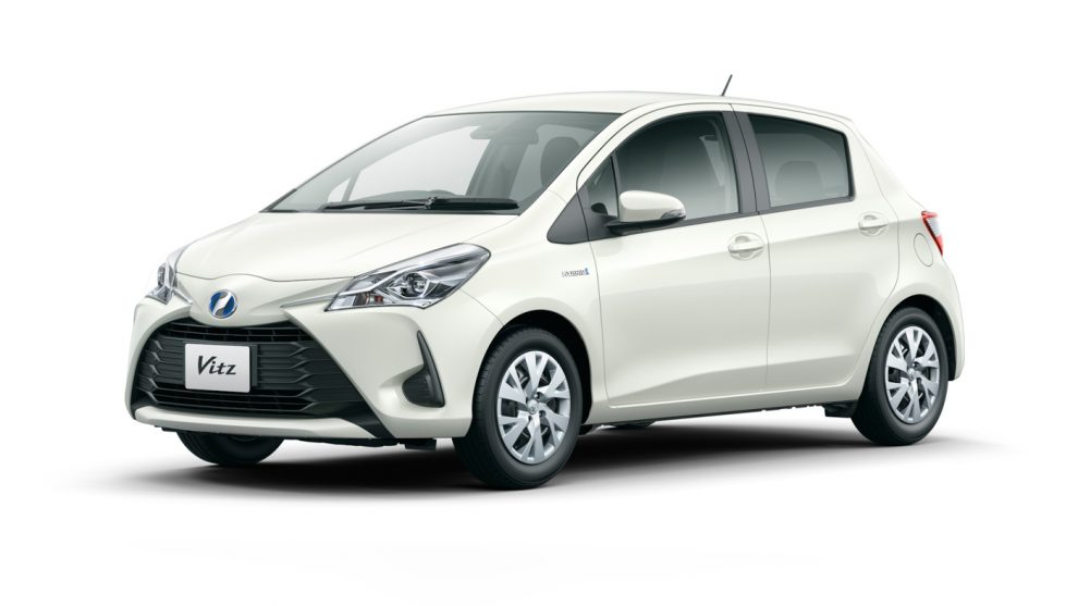 2017 Toyota Yaris Hybrid launched in Japan, performance variant to ...