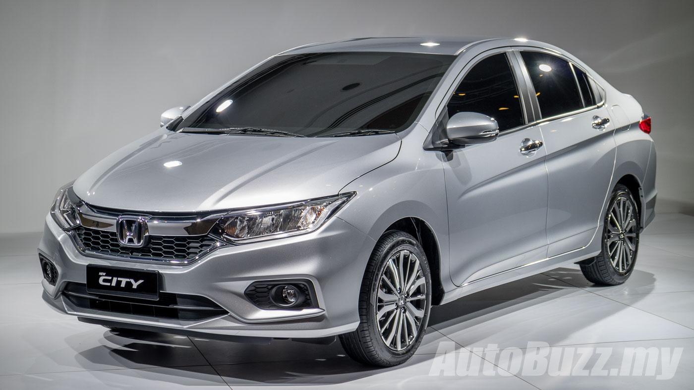 Honda new model car 2017 malaysia 12