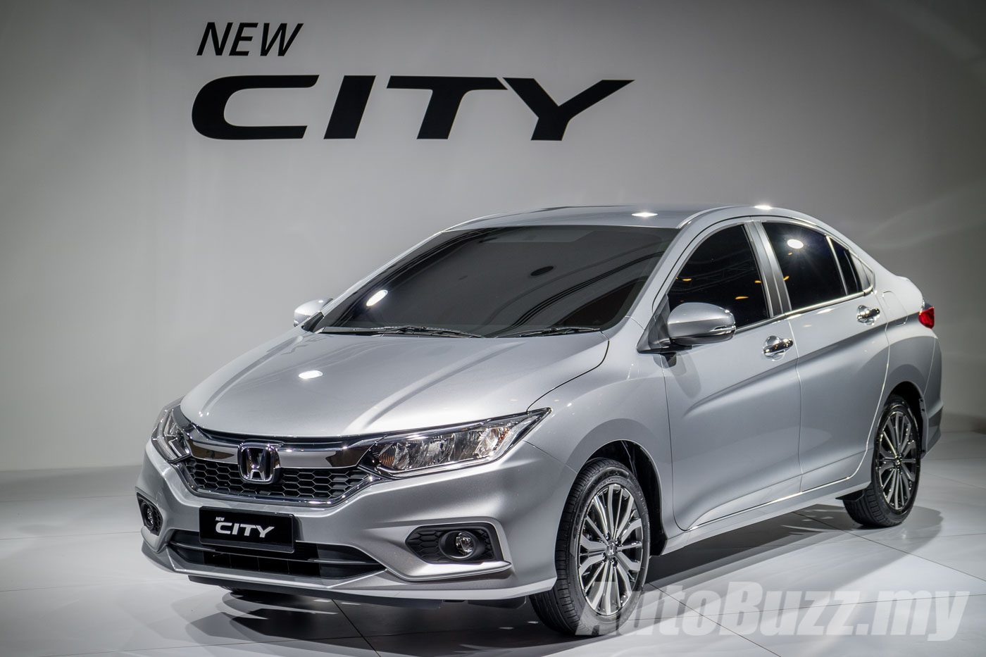 Honda Civic 2017 >> 2017 Honda City facelift previewed, VSA and keyless entry standard - AutoBuzz.my