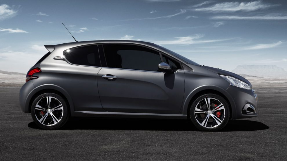 peugeot 208 gti facelift launched in malaysia cbu priced. Black Bedroom Furniture Sets. Home Design Ideas