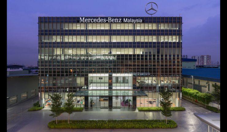 Mercedes Benz Malaysiau0027s New RM74 Million HQ Looks The Bomb