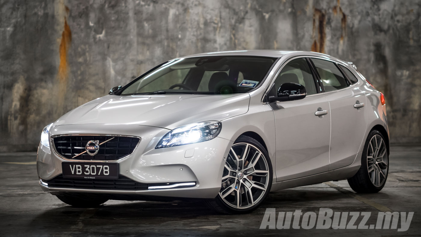 review volvo v40 t5 polestar the underdog with a. Black Bedroom Furniture Sets. Home Design Ideas