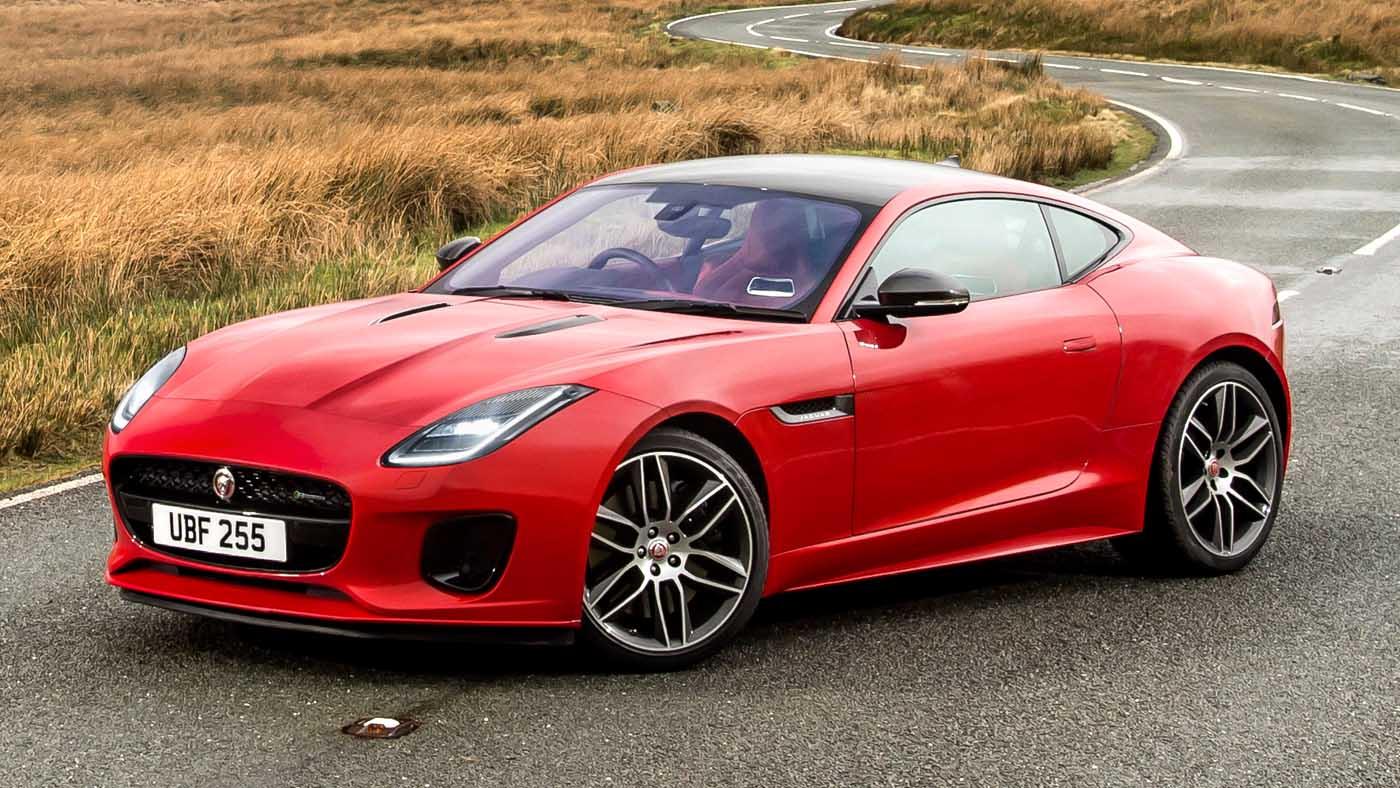 2018 Jaguar F Type Gets A New Base Variant 20l 4 Cyl