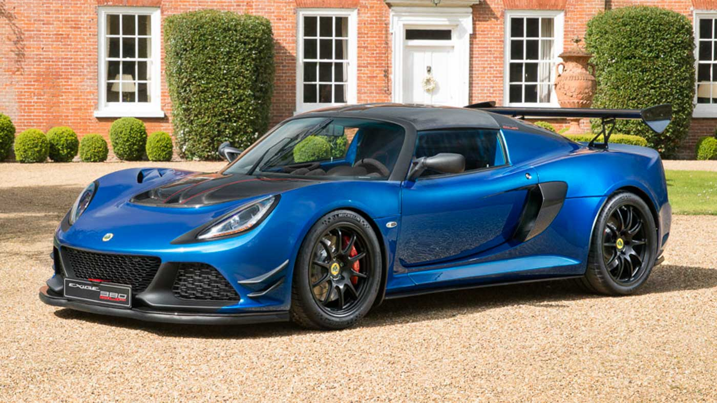 Lotus Super 7 >> Lotus Exige Cup 380 unleashed, supercar killer, only 60 units in the world! - AutoBuzz.my