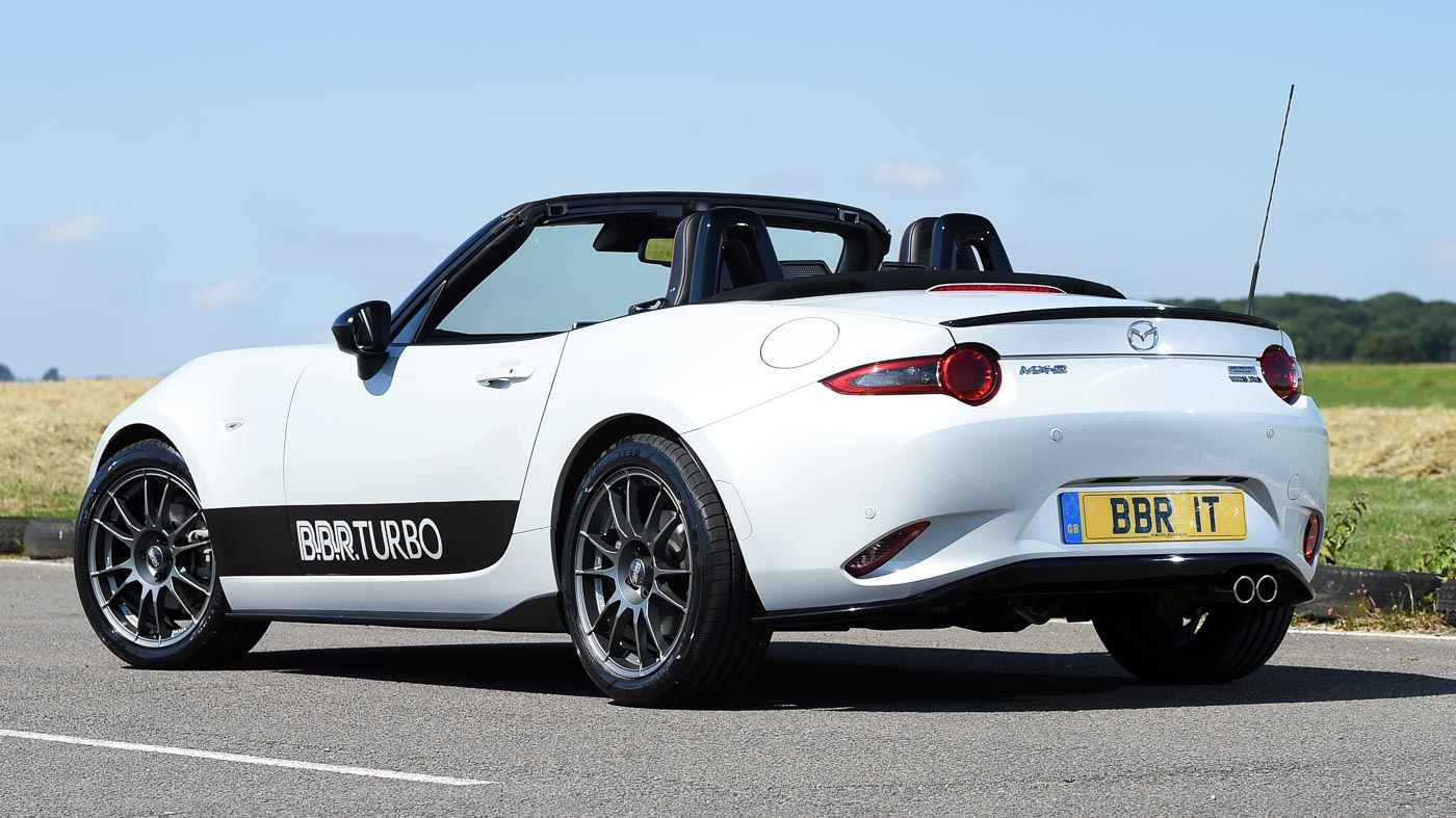 This turbocharged Mazda MX-5 ND sprints faster than a Golf ...