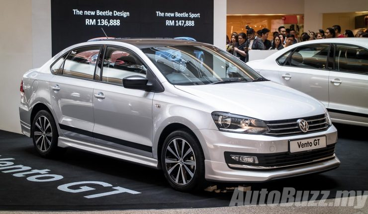 Volkswagen Vento Allstar Gt Launched Aesthetically Better From Rm79k