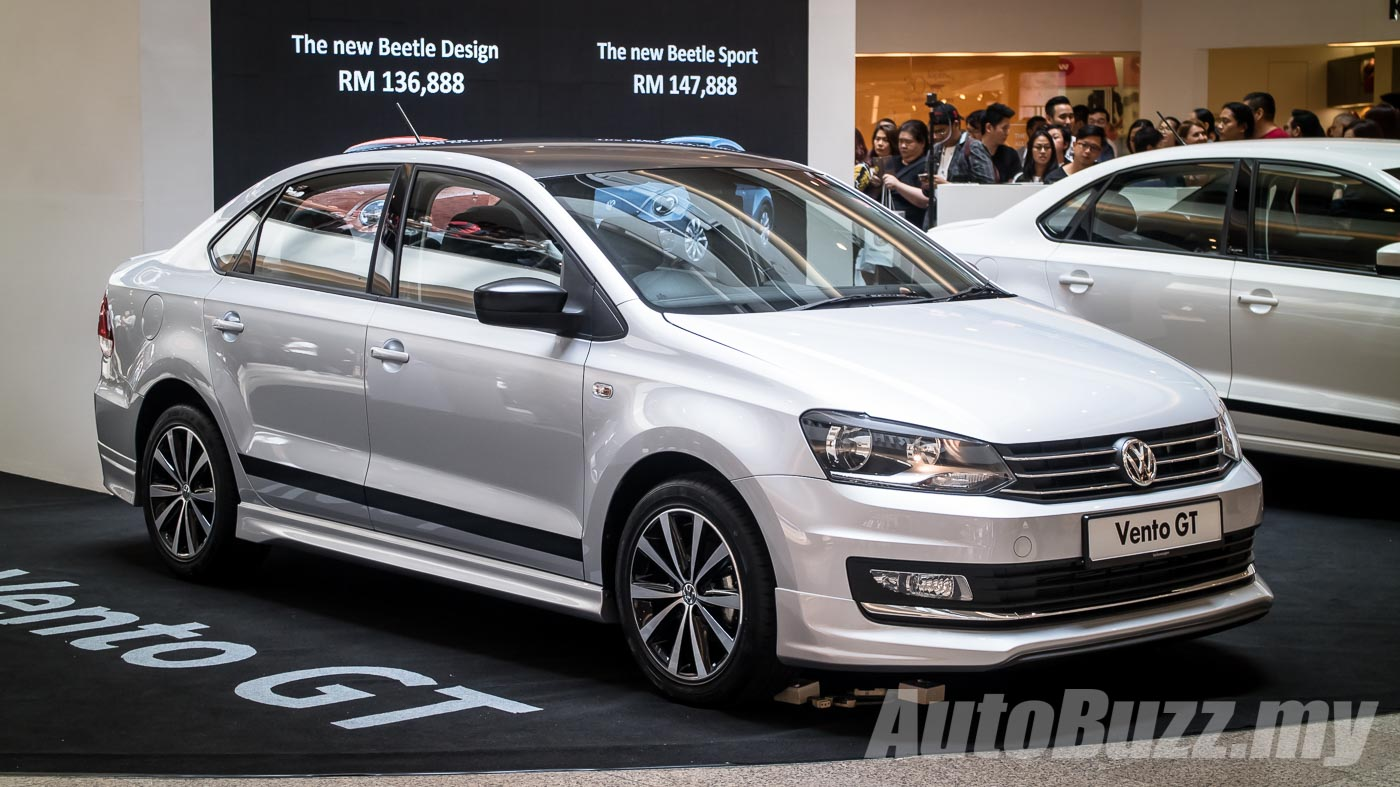 Volkswagen Vento Allstar Amp Gt Launched Aesthetically