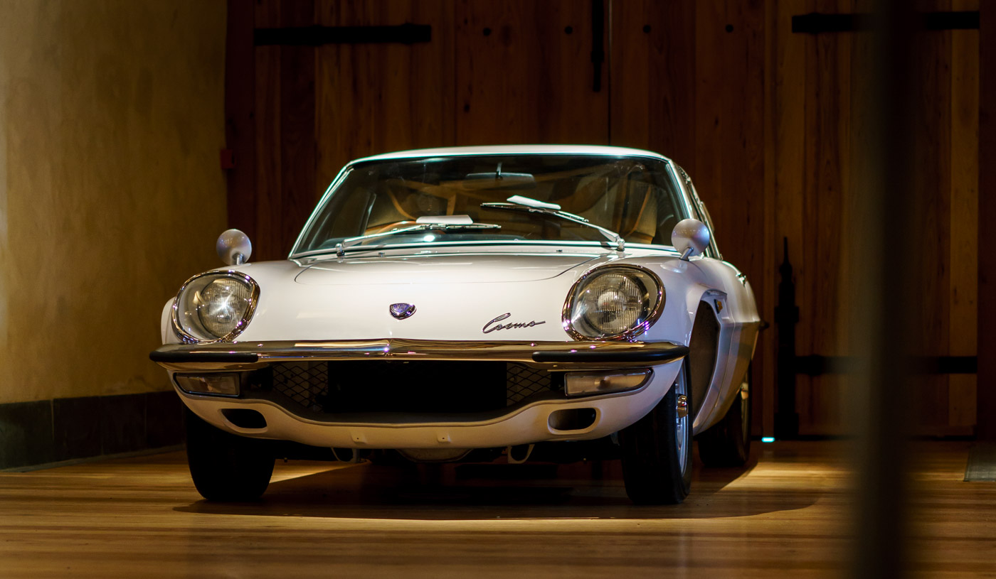 Mazda's First Sports Car, The Cosmo Is Probably Why Mazda