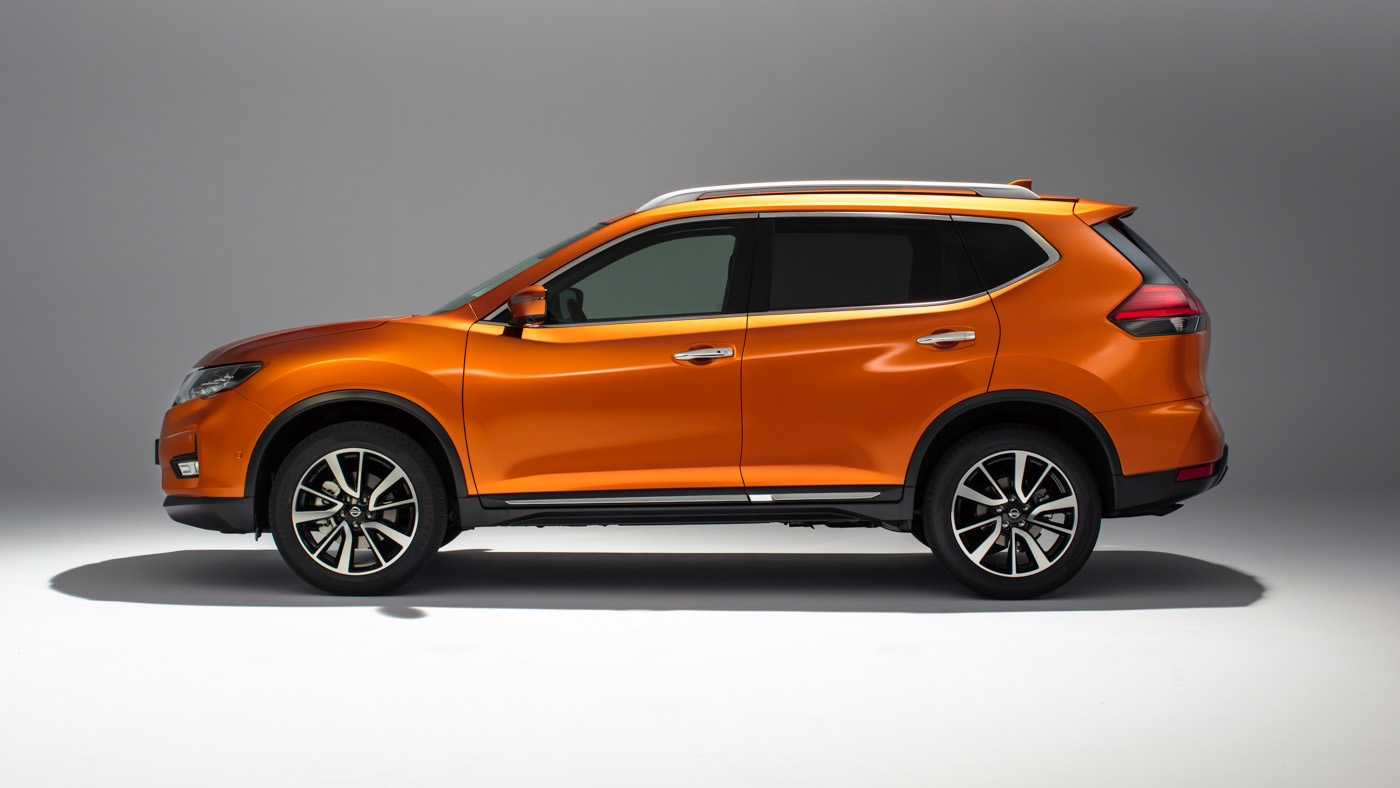 would you get the nissan x trail facelift with propilot. Black Bedroom Furniture Sets. Home Design Ideas