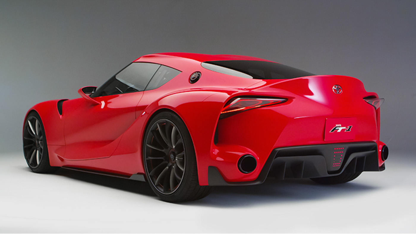 Bmw Supplied The Petrol Engine And Carbon Fibre Architecture While Toyota Contributed What They Do Best Hybrid System