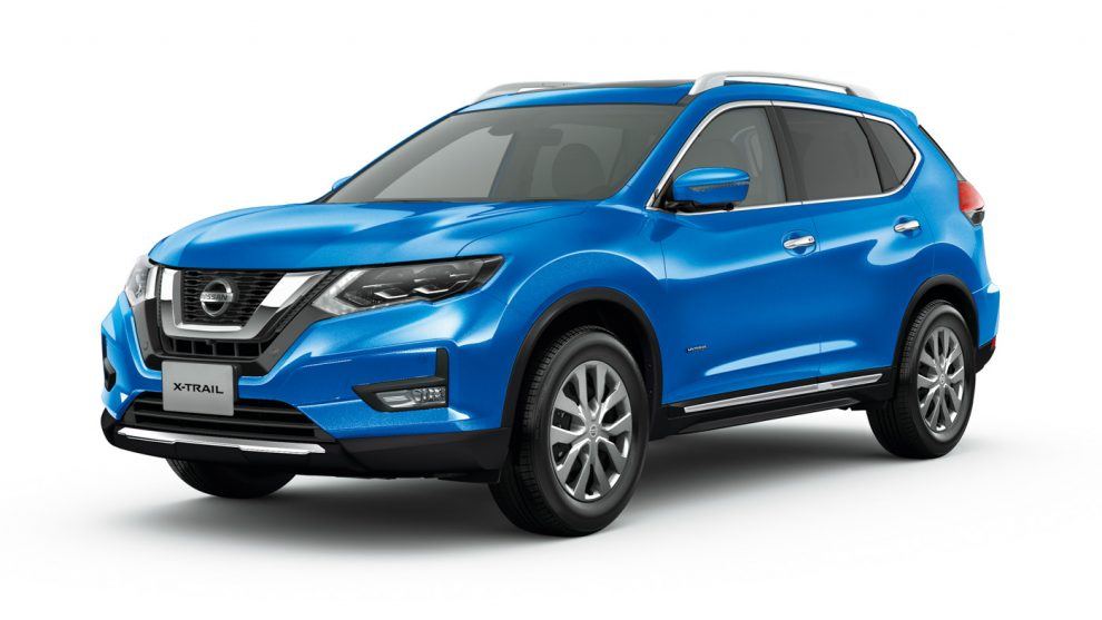 Cars With Third Row Seating >> 2017 Nissan X Trail facelift launched in Japan, from RM86k to RM121k - AutoBuzz.my