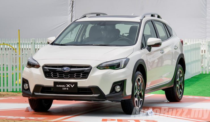 All New Subaru Xv Launched In Taiwan Coming To M Sia As Ckd By 2018