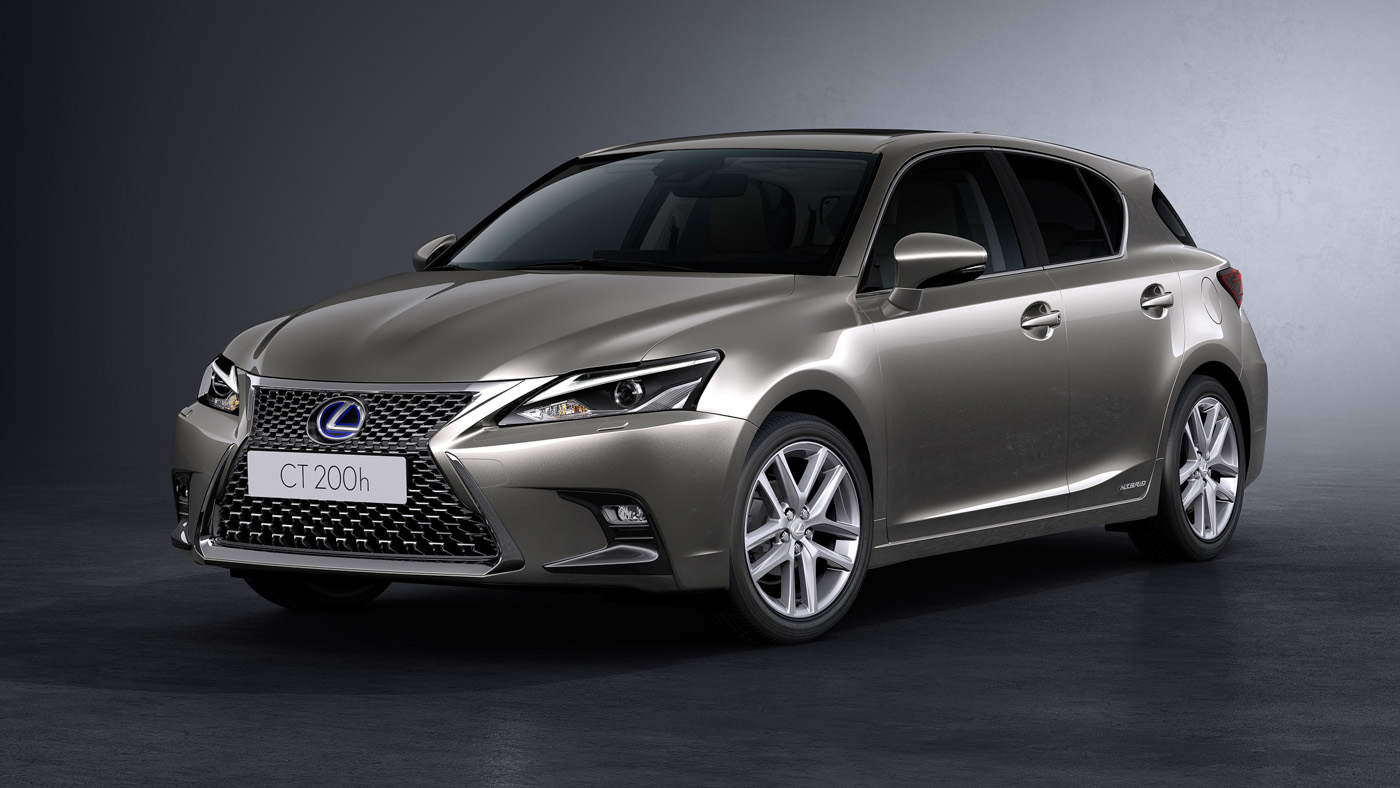 Lexus CT200h facelift unveiled, anyone remember this ...