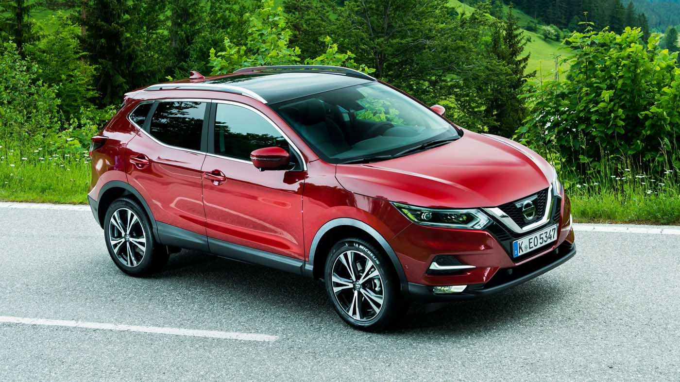 nissan qashqai facelift goes on sale in the uk still unavailable in malaysia. Black Bedroom Furniture Sets. Home Design Ideas