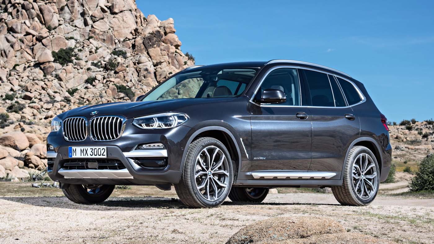 G01 Bmw X3 Is Here To Challenge The Audi Q5 And Volvo Xc60 Video Autobuzz My