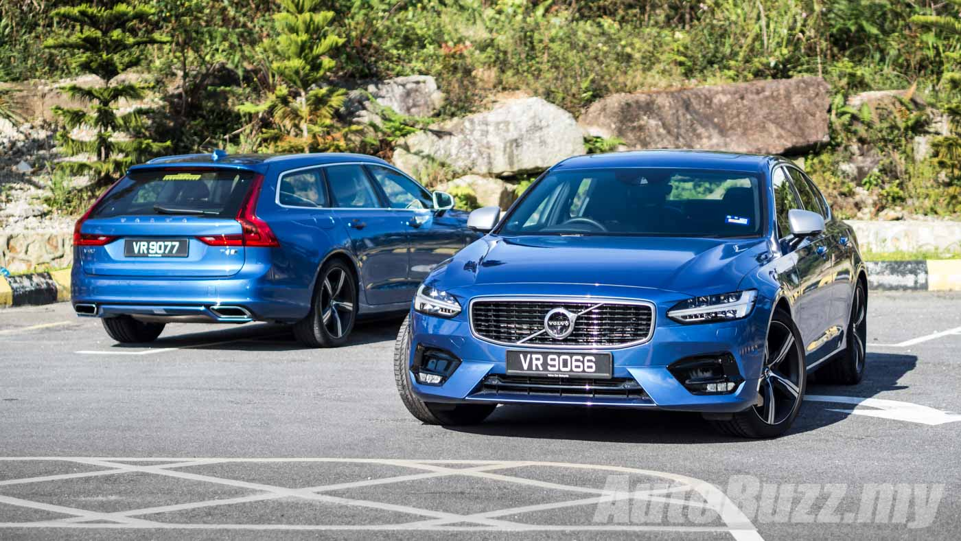 ALL Volvo cars will be hybrids from 2019 onwards, 5 new EVs to come by 2021! - AutoBuzz.my