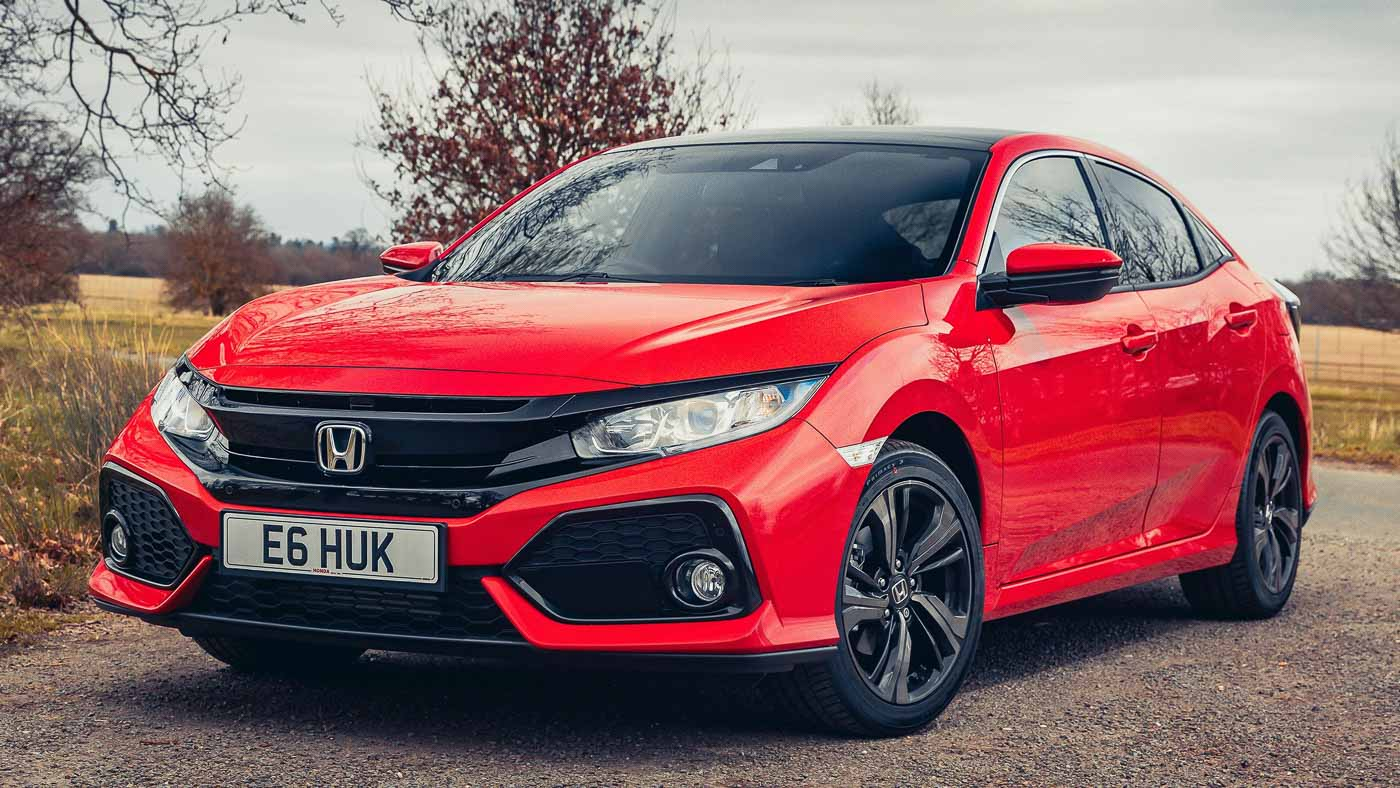 Honda Civic FC & NSX In The Running For 2017 Golden