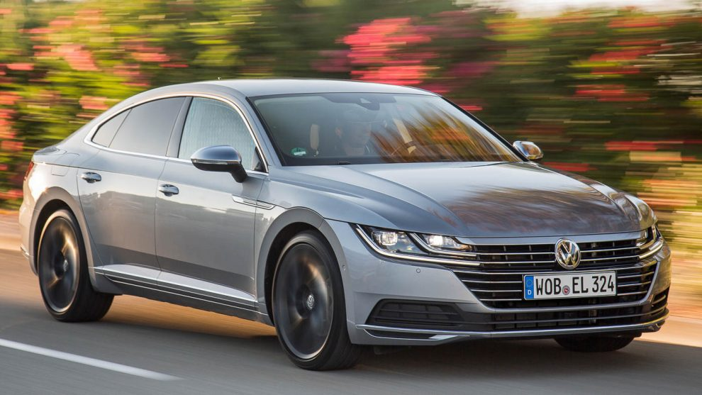 volkswagen arteon goes on sale in uk elegance r line priced from rm191k. Black Bedroom Furniture Sets. Home Design Ideas