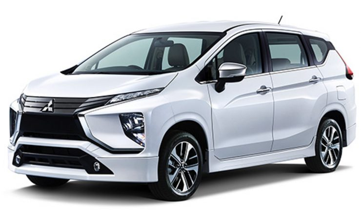 Mitsubishi Xpander Selling By The Truckloads In Indonesia