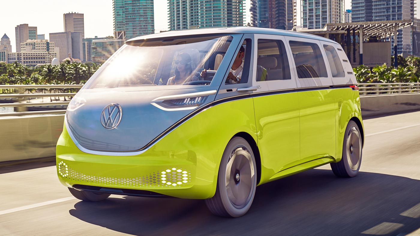all-electric volkswagen microbus  kombi  confirmed for production