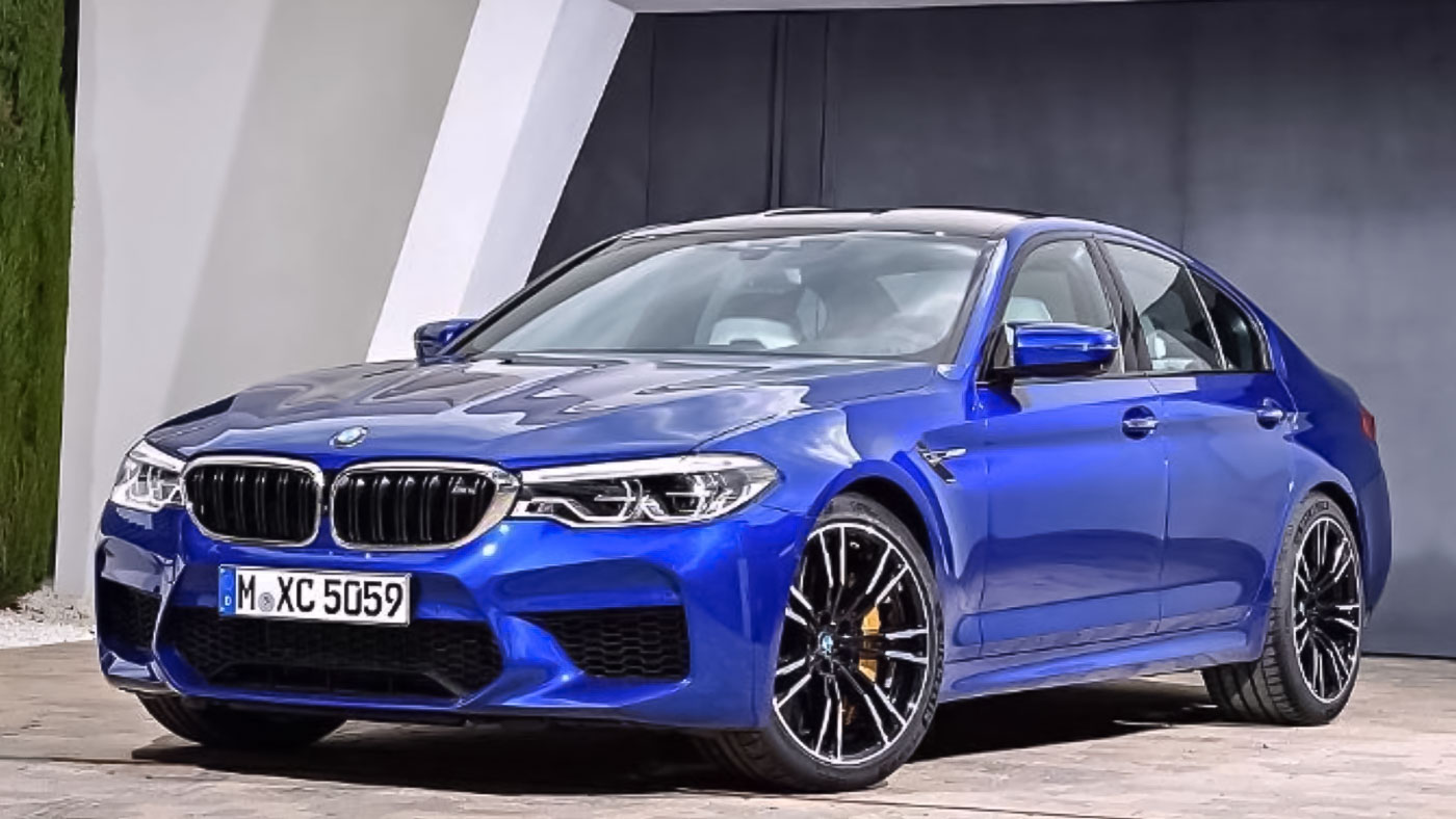 SpyBuzz: BMW G30 M5 leaked ahead of global reveal, looks ...