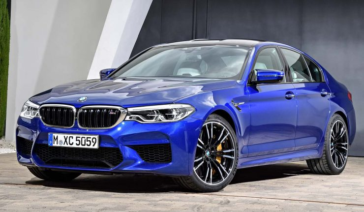F90 Bmw M5 Will Be Coming To Malaysia 7 Colours To Choose From
