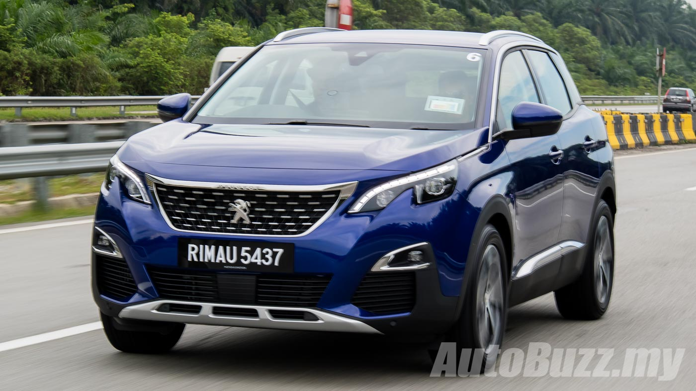 New Mazda 6 2019 >> All-new Peugeot 3008 launched in Malaysia, 2 variants from RM142,888! - AutoBuzz.my