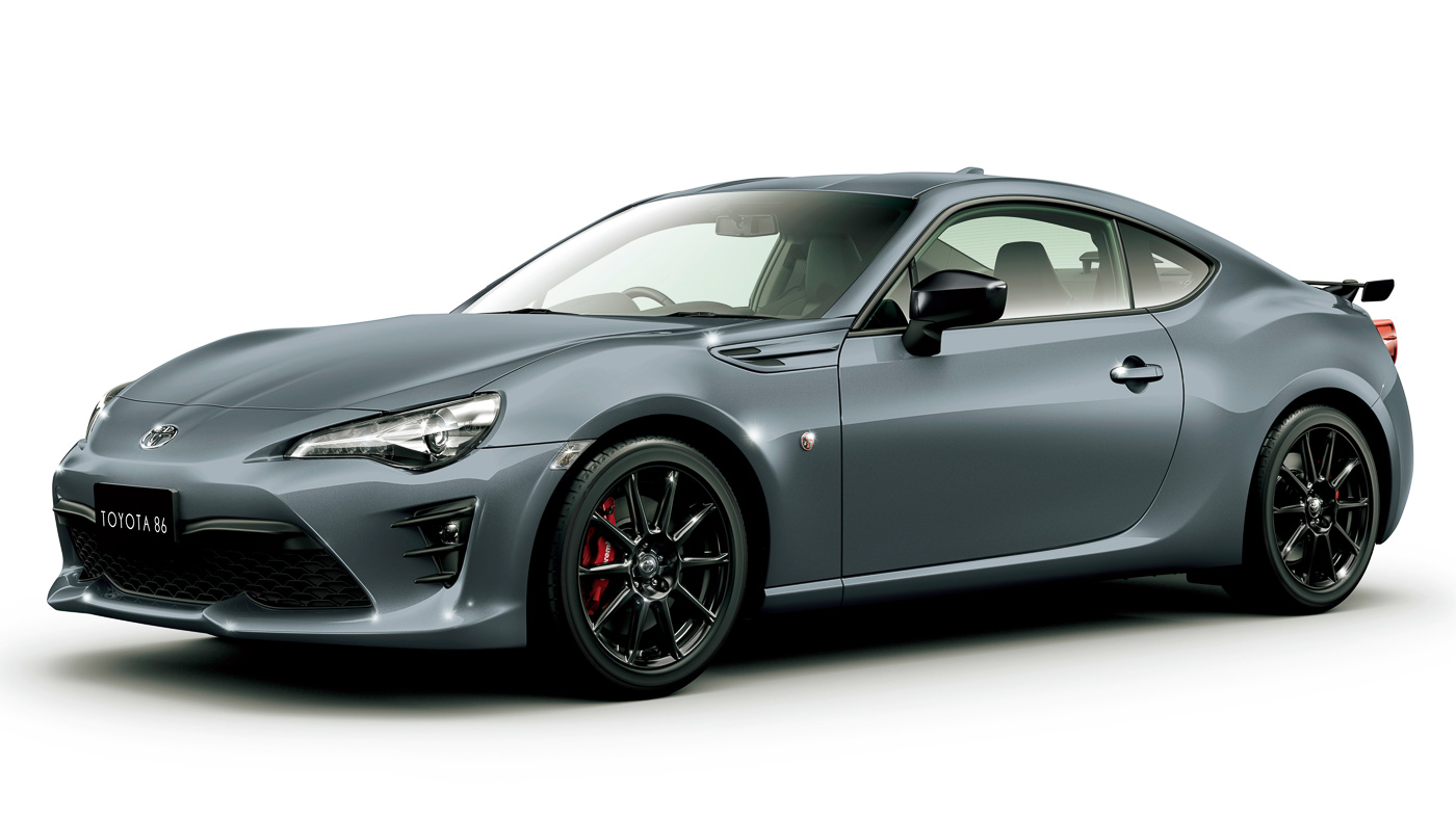 toyota gt 86 gt limited black package for japan refined handling and cosmetic upgrades. Black Bedroom Furniture Sets. Home Design Ideas