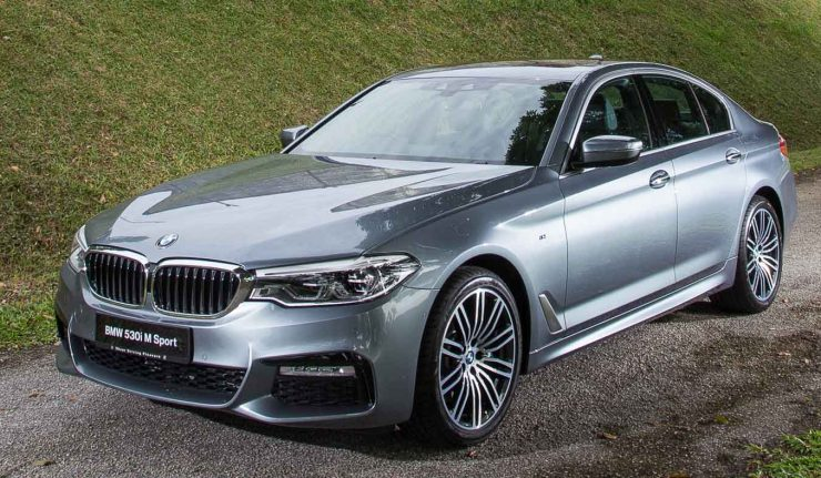 G30 Bmw 530i M Sport Ckd Launched In Malaysia Priced At Rm388 800
