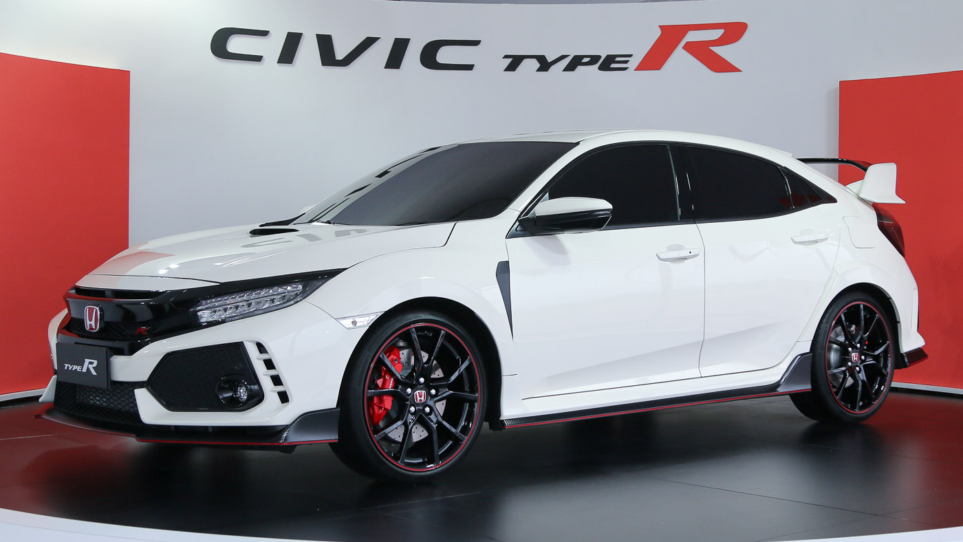 Honda Civic Type R FK8R previewed in Malaysia! Booking opens on 1st Oct! - AutoBuzz.my