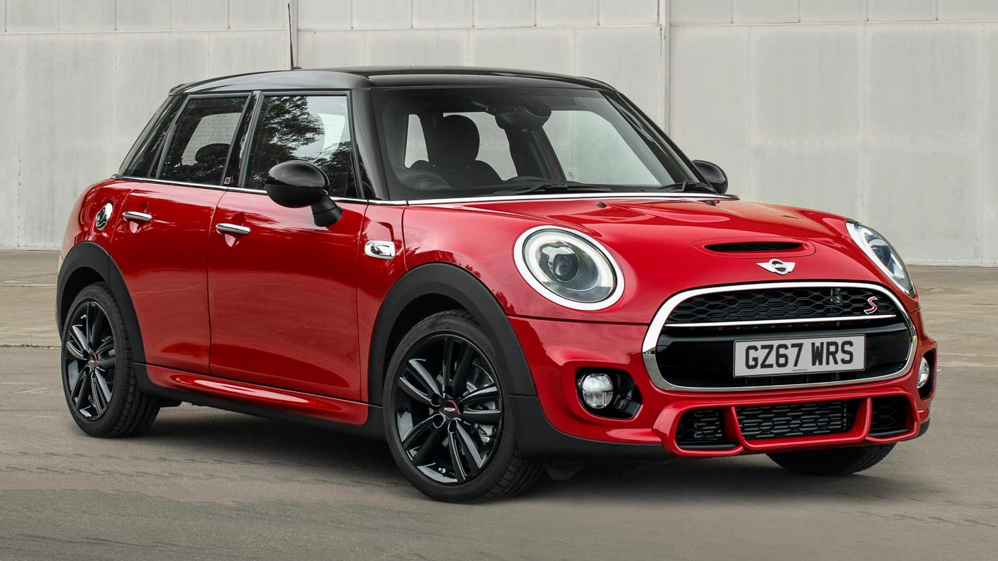 mini cooper s works 210 unveiled gets jcw kit with minor. Black Bedroom Furniture Sets. Home Design Ideas