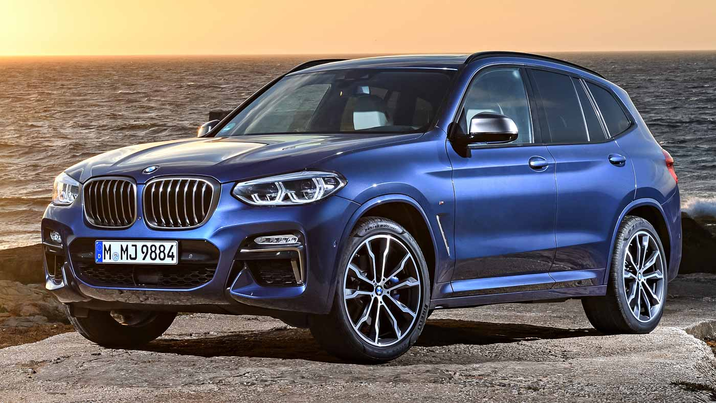 all new bmw x3 coming to malaysia in 1h of 2018 xdrive. Black Bedroom Furniture Sets. Home Design Ideas