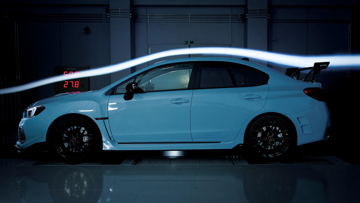 Subaru Wrx Sti S208 Unveiled At Tokyo 2 0l 325hp 432nm 6