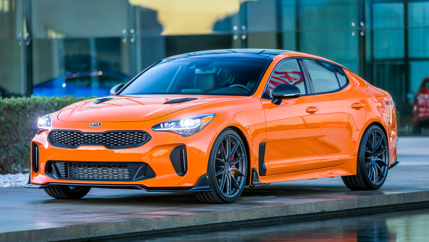 West Coast Kia >> Here are some modification ideas for your Kia Stinger GT when it arrives - AutoBuzz.my