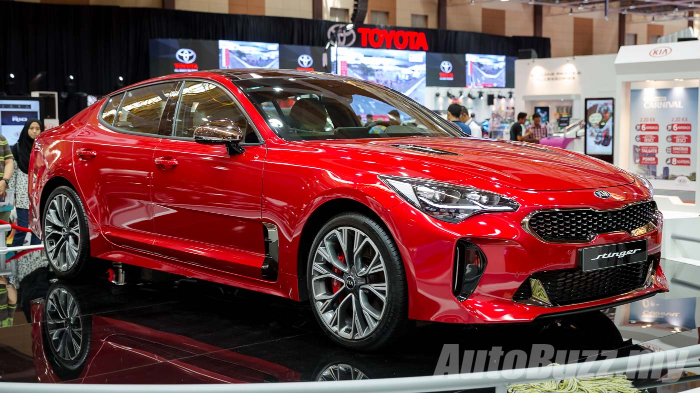 top 6 cars you must not miss at the malaysia autoshow 2017. Black Bedroom Furniture Sets. Home Design Ideas