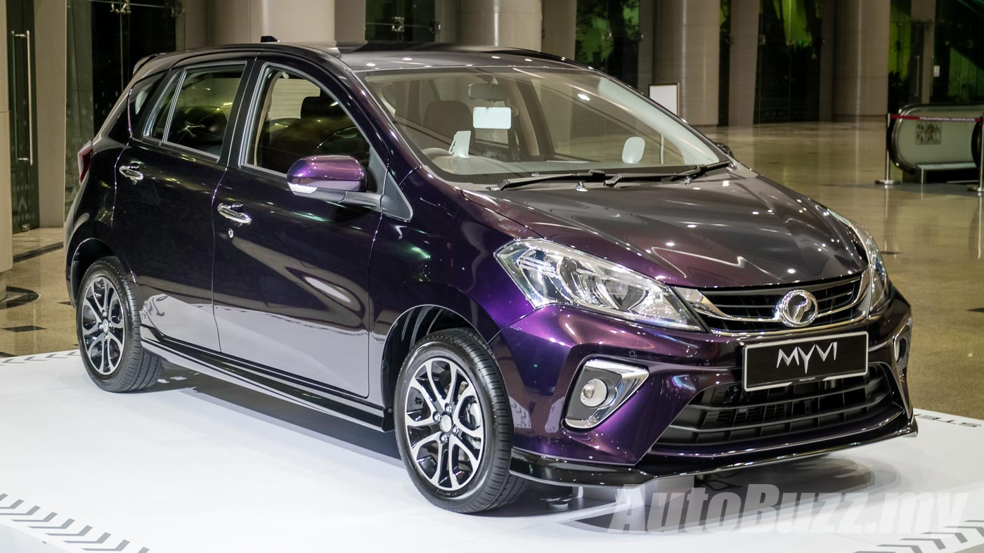 Gallery All New Perodua Myvi 13 X Amp 15L Detailed From