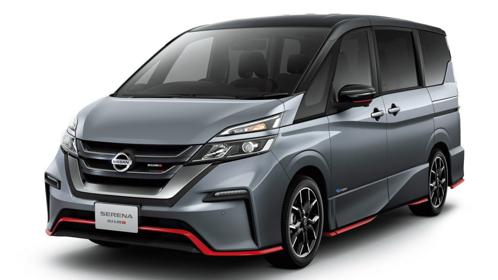 Nissan Serena Nismo Goes On Sale In Japan Gets Full Nismo