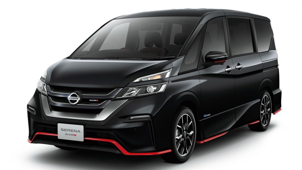 Nissan Serena NISMO goes on sale in Japan, gets full NISMO ...