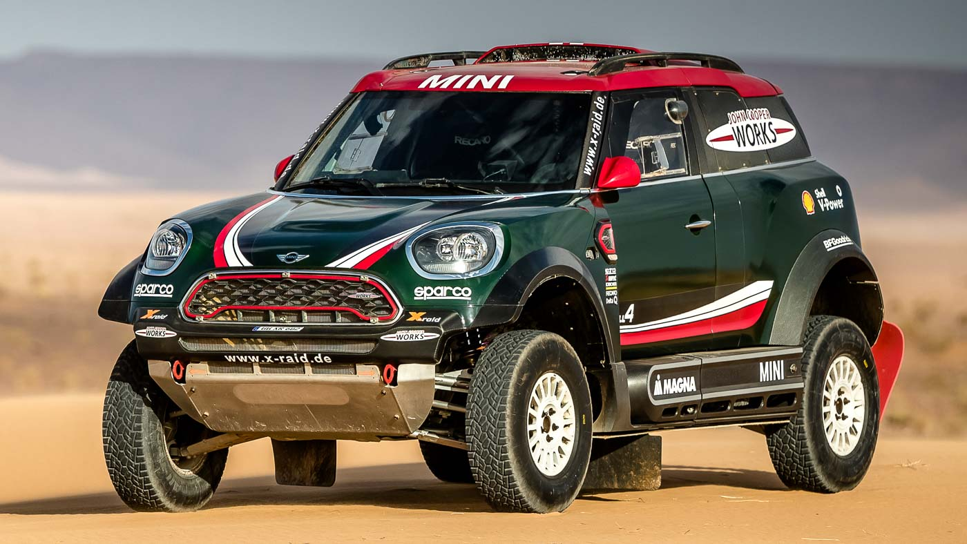 the mini jcw rally jcw buggy looks absolutely hilarious. Black Bedroom Furniture Sets. Home Design Ideas