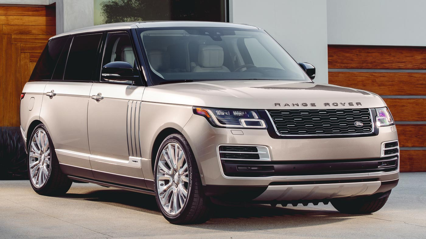 Range Rover is considering a two-door luxury coupe SUV ...