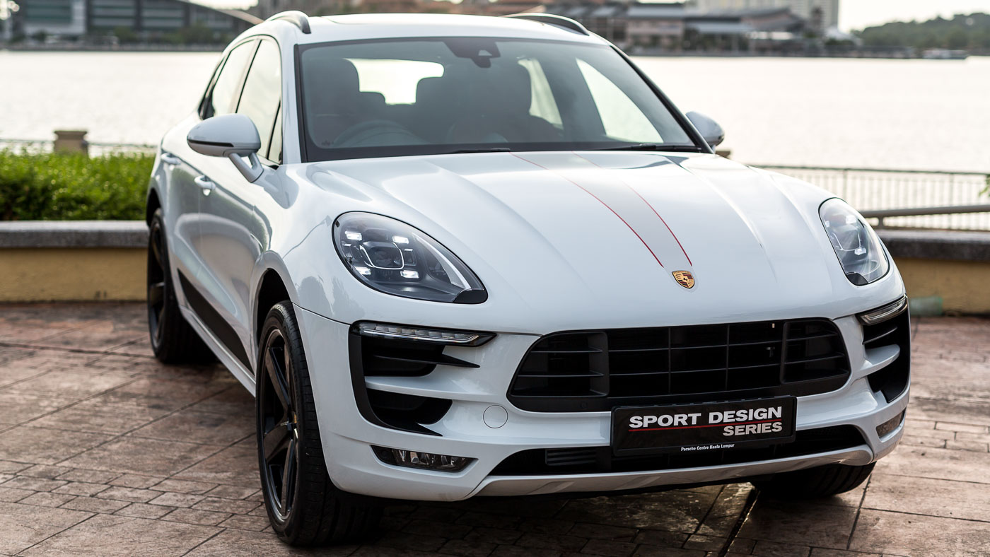 Porsche Malaysia launches the new Macan SportDesign Series ...