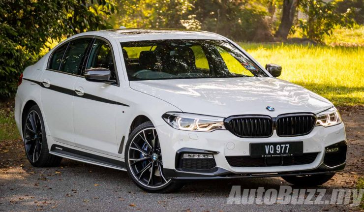 Bmw M Sport >> Review G30 Bmw 530i M Sport Here To Appeal Only To Your Emotions