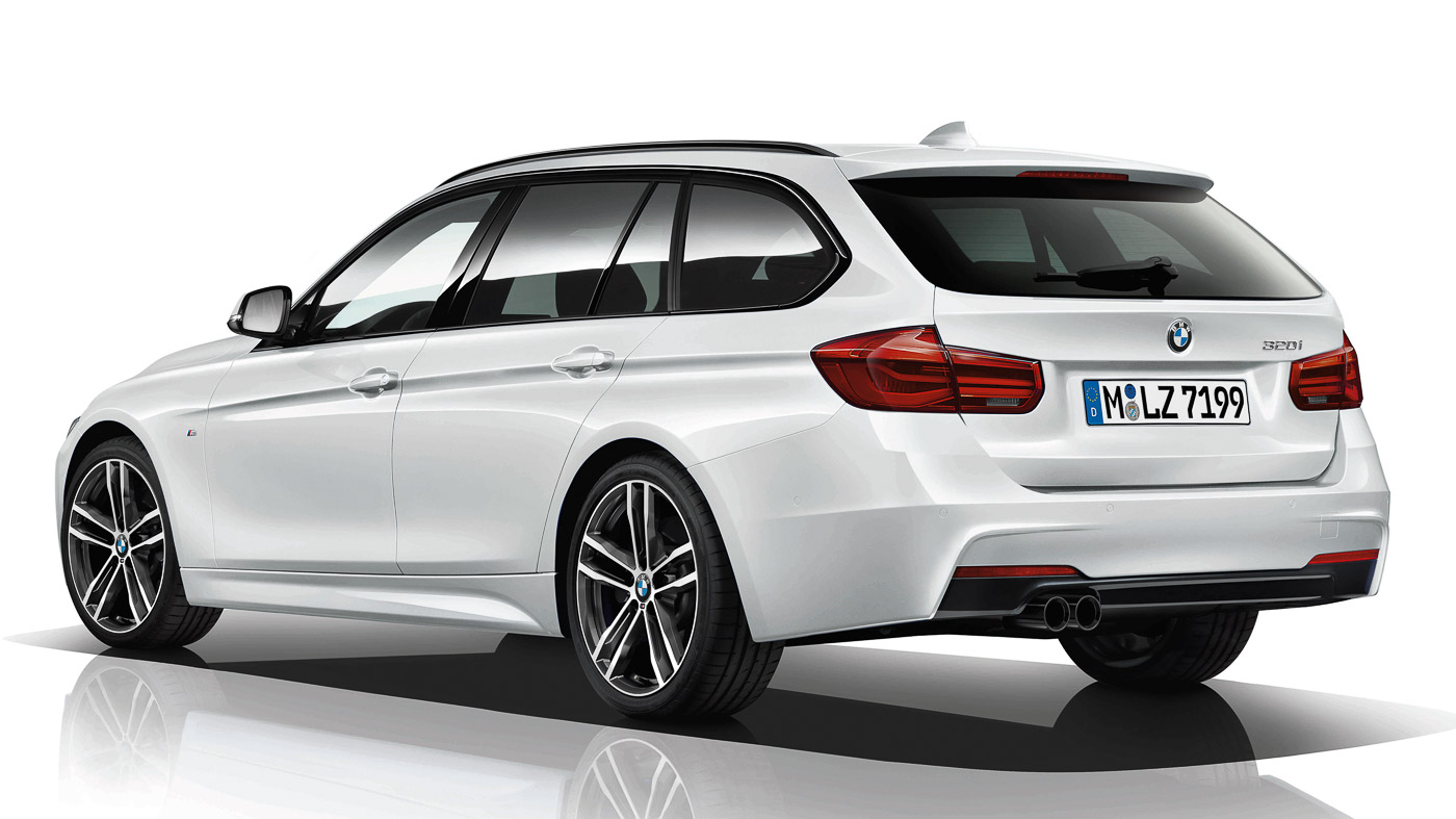 F30 Bmw 3 Series M Sport Edition Shadow Introduced For