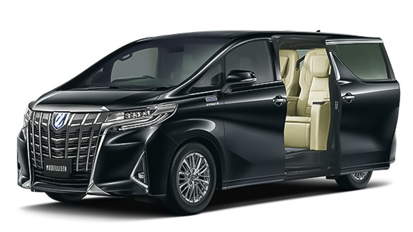 Modellista has made a 4 seater Toyota Alphard/Vellfire, because they can - AutoBuzz.my