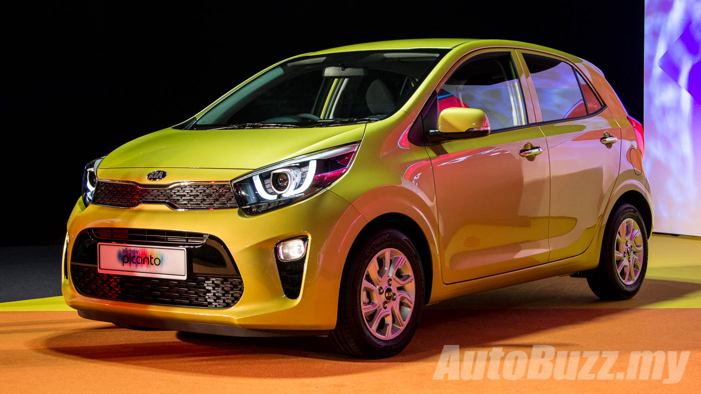 All-new 2018 Kia Picanto Launched, With 6 Airbags Priced