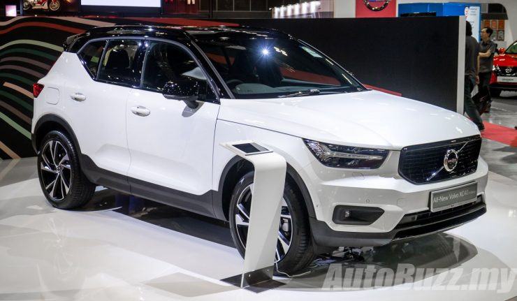 Volvo Xc40 R Design Unveiled In Singapore Please Come To Malaysia