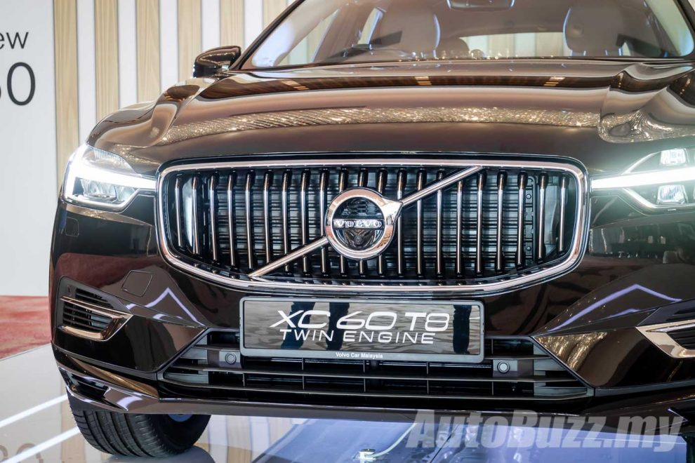 Volvo XC60 T8 Inscription Plus launched in Malaysia, CBU priced at RM373k - AutoBuzz.my